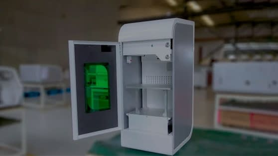 מכונת סימון בלייזר Bodor Laser Marking