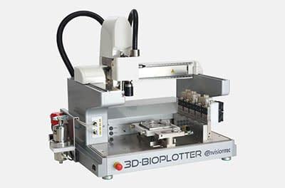 מדפסת תלת מימד ביולוגית - BioPlotter - קליבר הנדסה ומחשבים