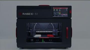 מדפסת תלת מימד לעסקים קטנים דגם 3d printer – raise 3d e2