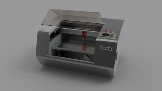מכונות שולחניות Bodor Laser CO2 קליבר הנדסה