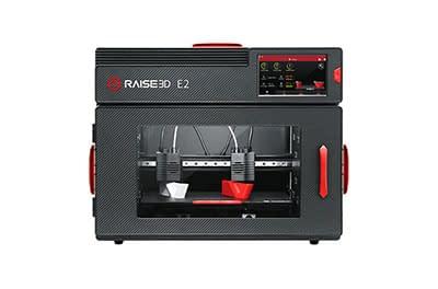 מדפסת תלת מימד לעסקים קטנים דגם 3d prinetr – raise 3d e2