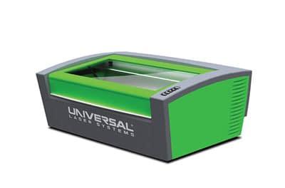 מכונת לייזר דגם Universal VLS Desktop 3.50